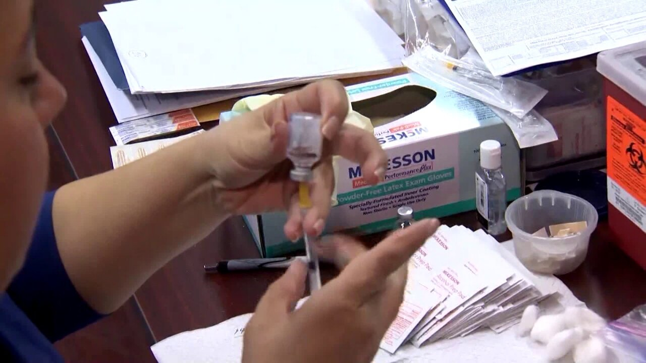 Here's where you can get free flu shots in Richmond