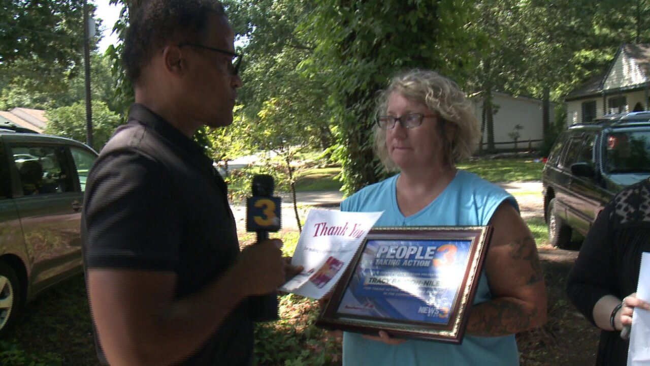 People Taking Action: Local woman hosts fundraiser for nonprofit benefitting thehomeless!