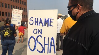 JBS employees and families in Colorado say $15,615 OSHA fine is a slap in the face