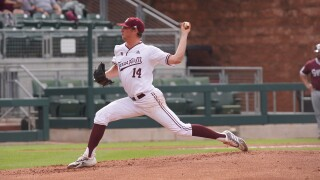 TEXAS A&M BASEBALL LOSES PITCHERS DUEL TO MISS ST.jpg