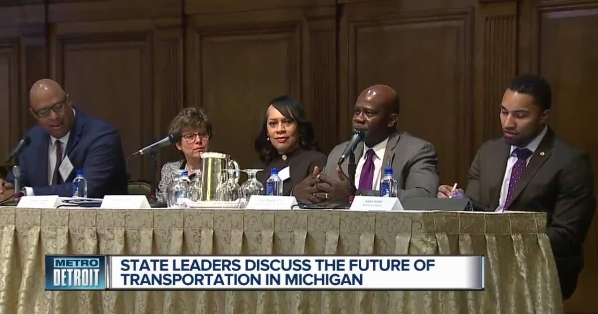 Future Of Transportation Discussed During Forum At Detroit Athletic Club