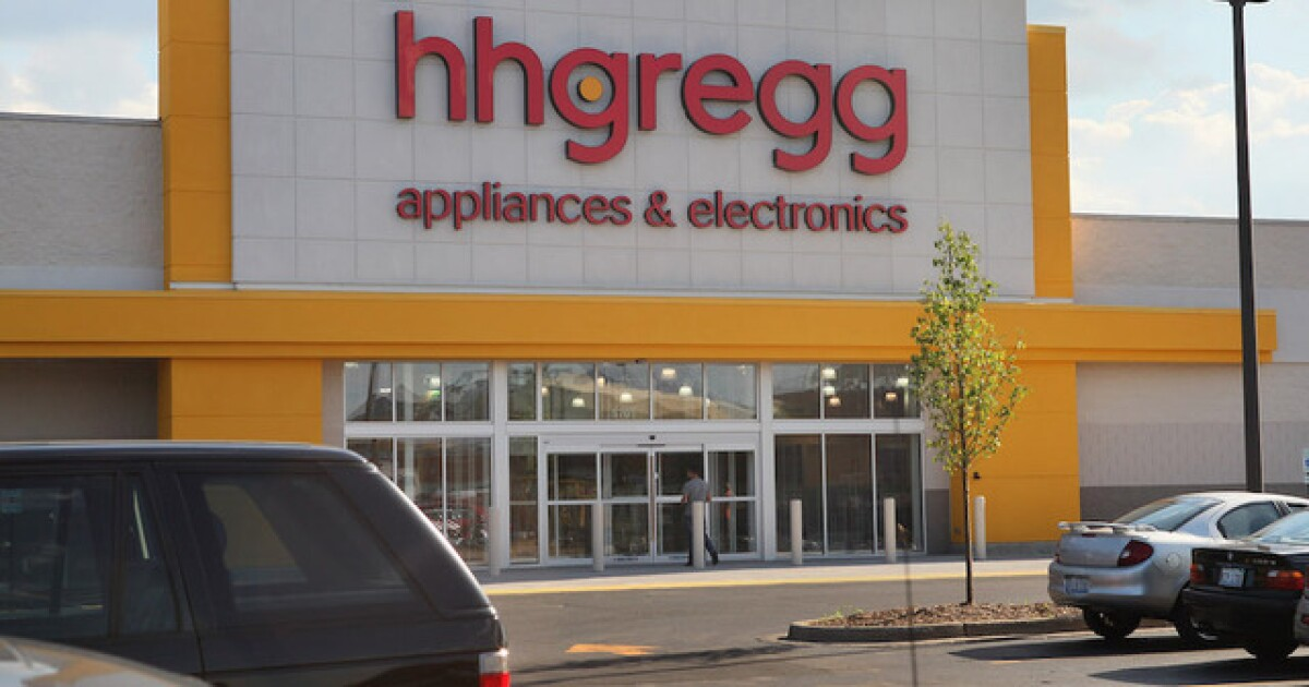 Shopping Hh Gregg Closing Sale Read This First