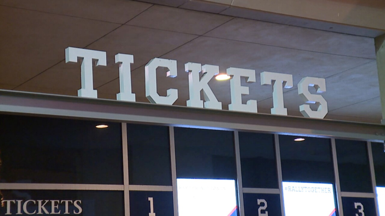 Indians WS tickets canceled on resale violation