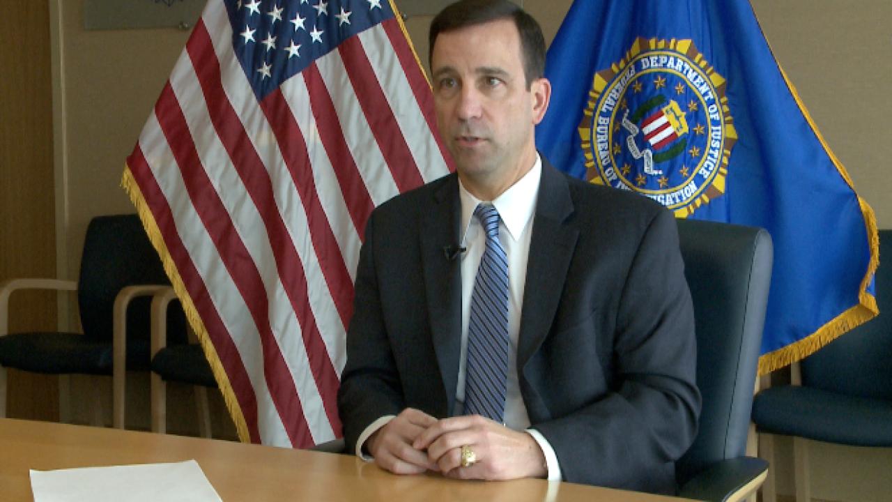 New head of Norfolk FBI field office lists terrorism, corruption asfocuses
