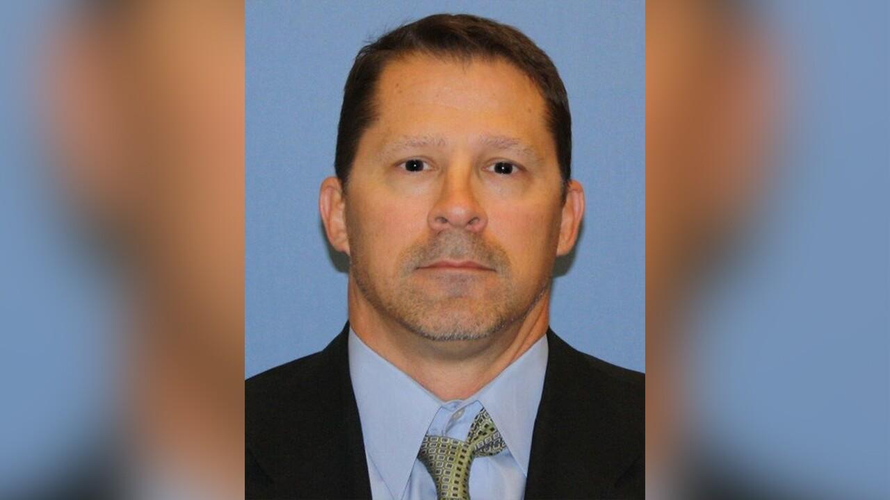 DEA Group Supervisor Mike Garbo