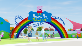 A 'Peppa Pig' Theme Park Is Opening In 2022