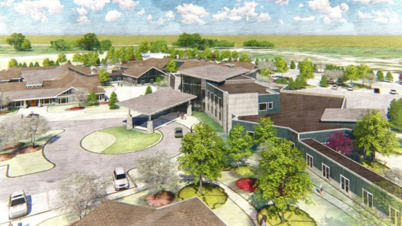 Michigan to build new veterans home in suburban Detroit