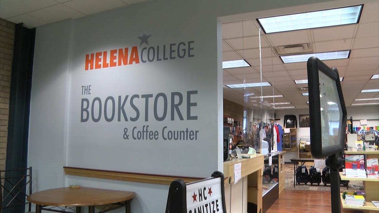 Helena College Bookstore