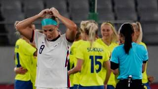 U.S. women's soccer team loses opener: What does it mean?