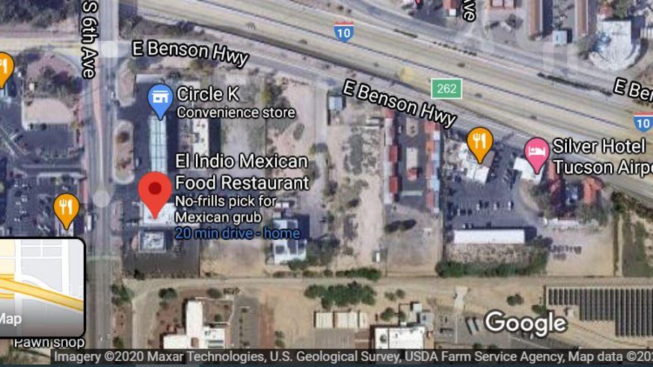 Mexican restaurant El Indio has permanently closed.