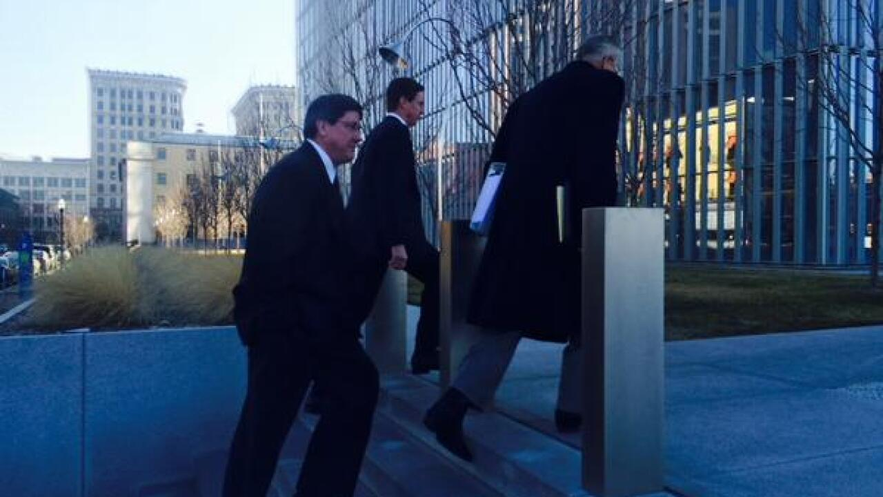Warren Jeffs' brother fighting subpoena to testify in Justice Dept. trial