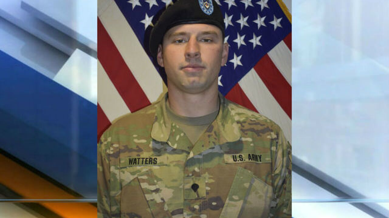 Indiana soldier killed in accident in Washington
