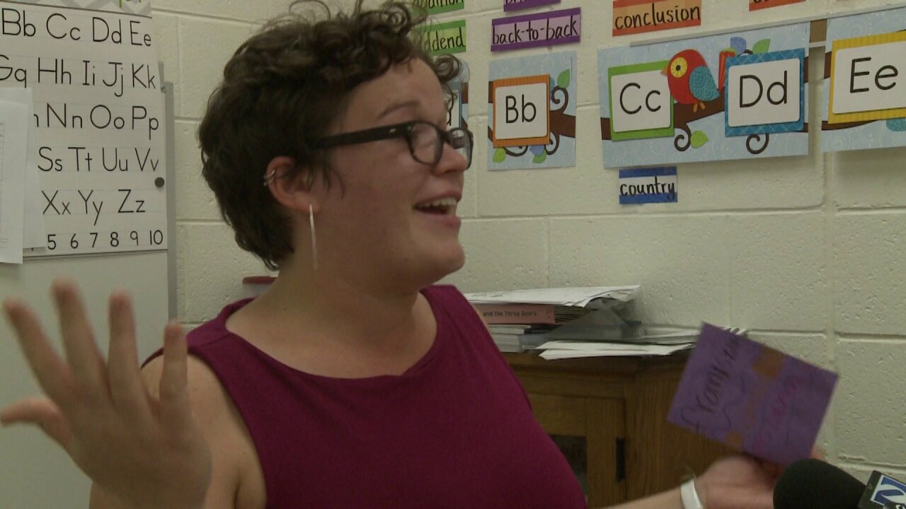 Teacher cannot believe what Richmond school leaders may ask her todo