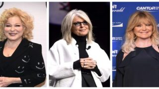 Bette Midler, Diane Keaton And Goldie Hawn Are Reuniting On Screen In A New Movie