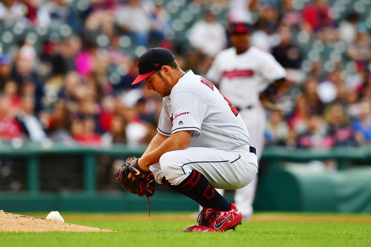 Chicago White Sox v Cleveland Indians  Trevor Bauer