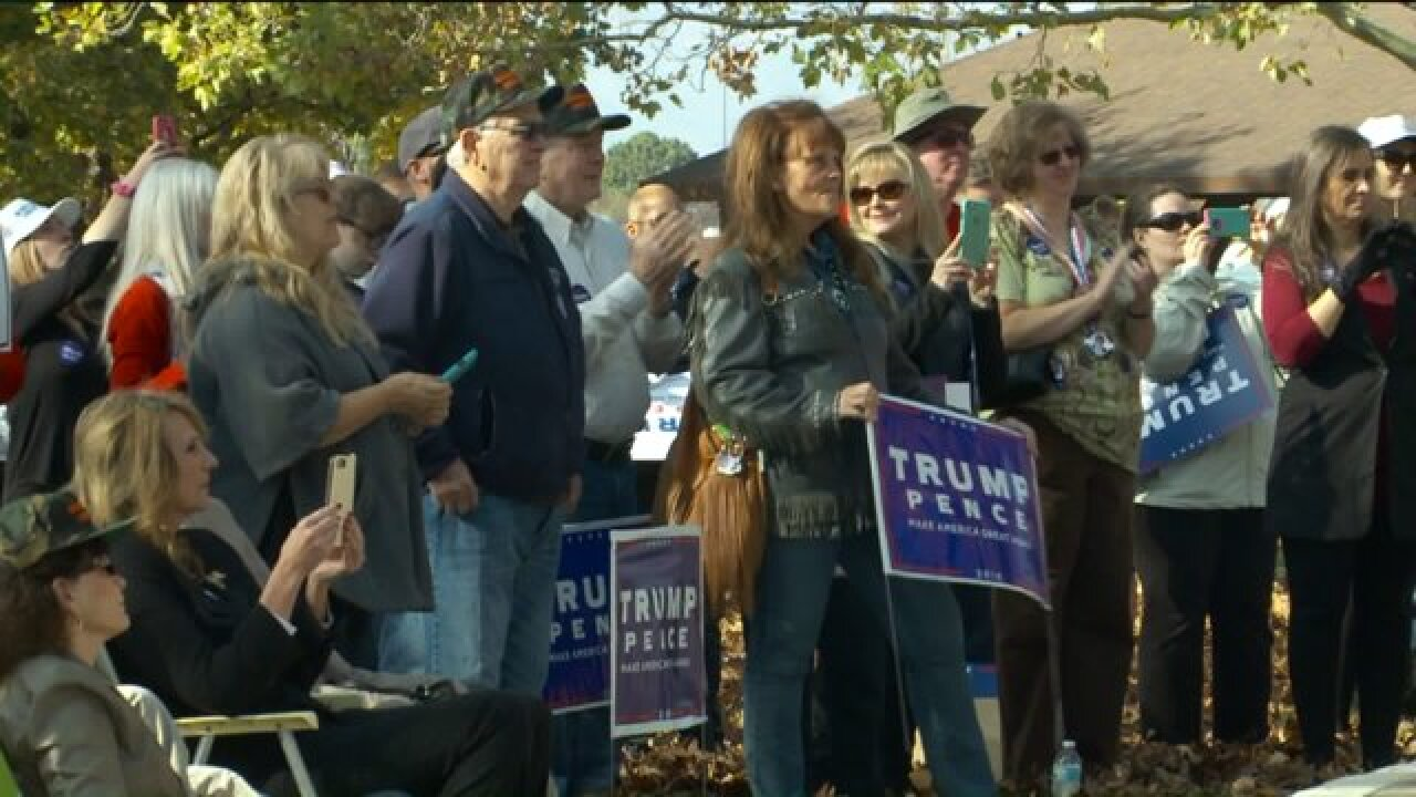 Utahns rally for their candidates on final weekend before ElectionDay