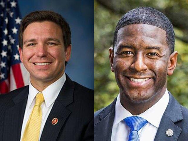 DeSantis, Gillum win nominations for FL governor