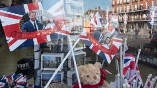 From chicken to condoms, marketers cash in on royal wedding