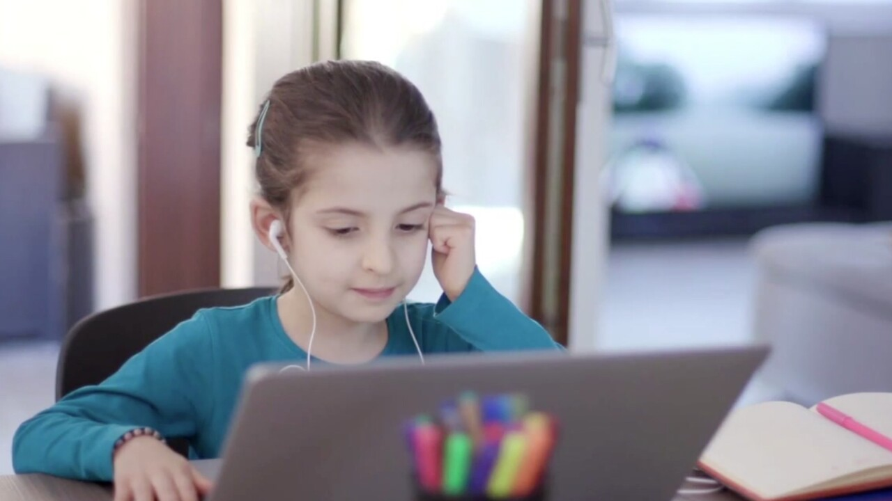 Routines key to managing stress while kids learn from home