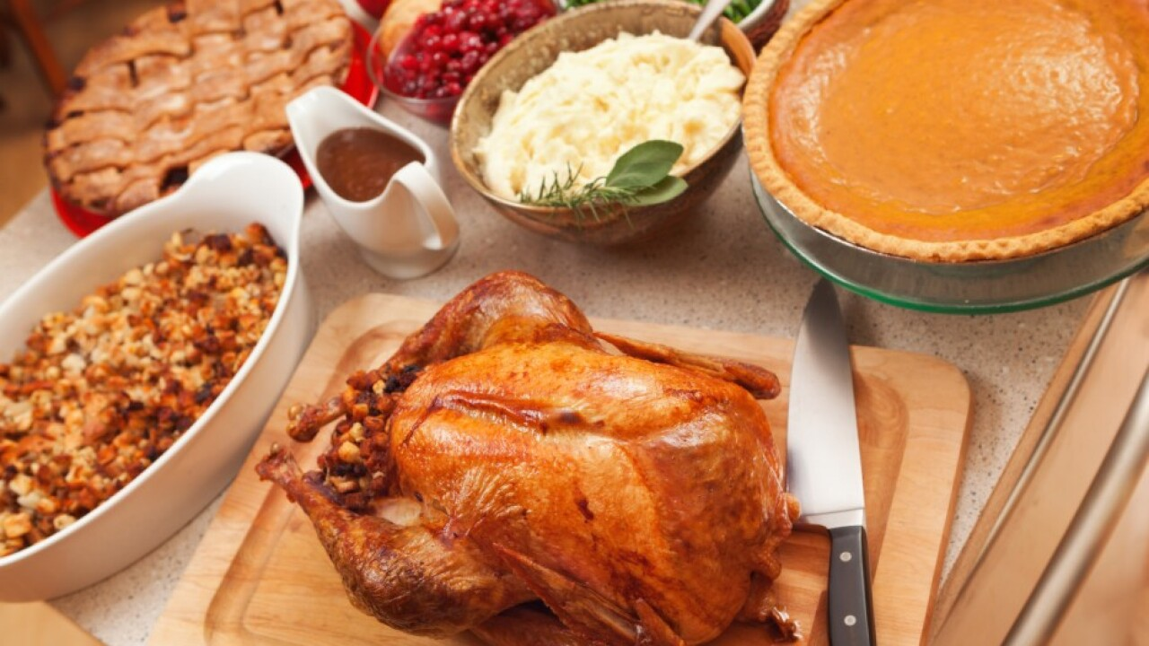 Montana Ag Network: Traditional Thanksgiving dinner to cost less this year