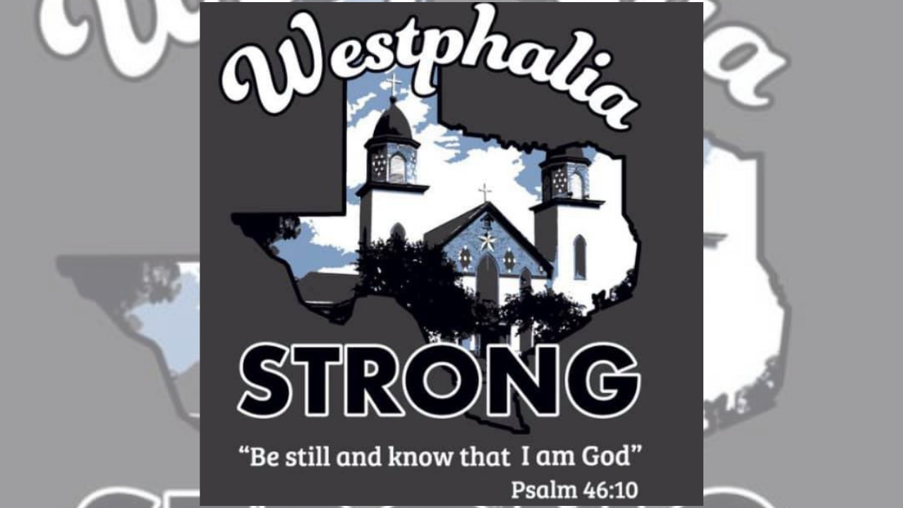 Community selling t-shirts to raise money for destroyed historic church