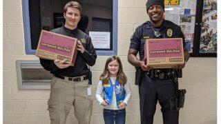 Lilliana Alexander Grandview police cookies.jpeg