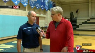 Spirit of Acadiana: Eric Mouton Thanksgiving Basketball Camp