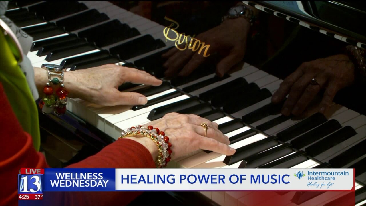 Wellness Wednesday: The healing power of music