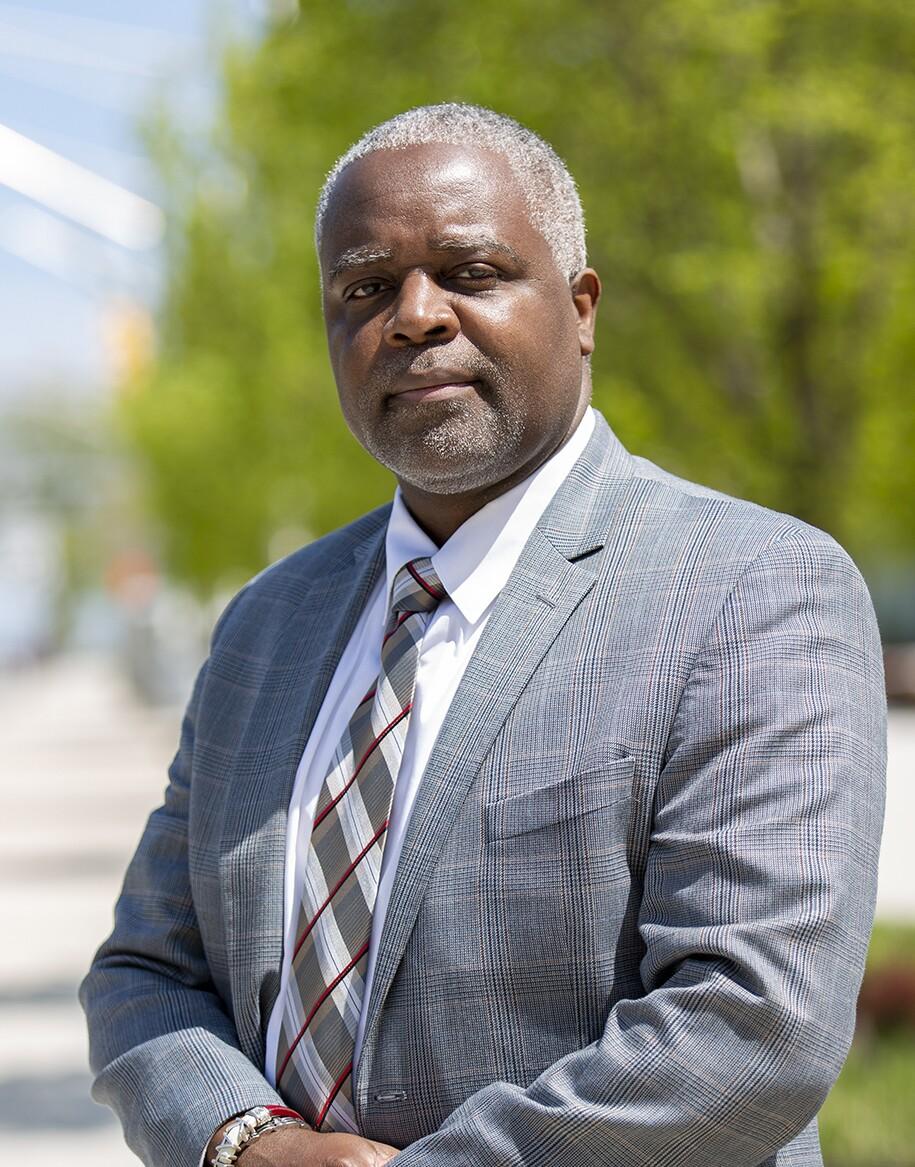 Dr. Johnny Rice II