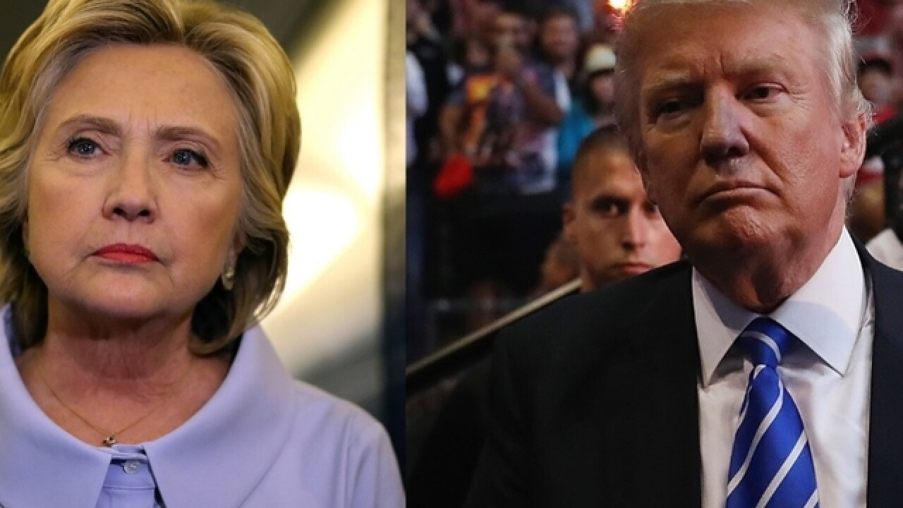 Marquette poll: Clinton's lead over Trump grows