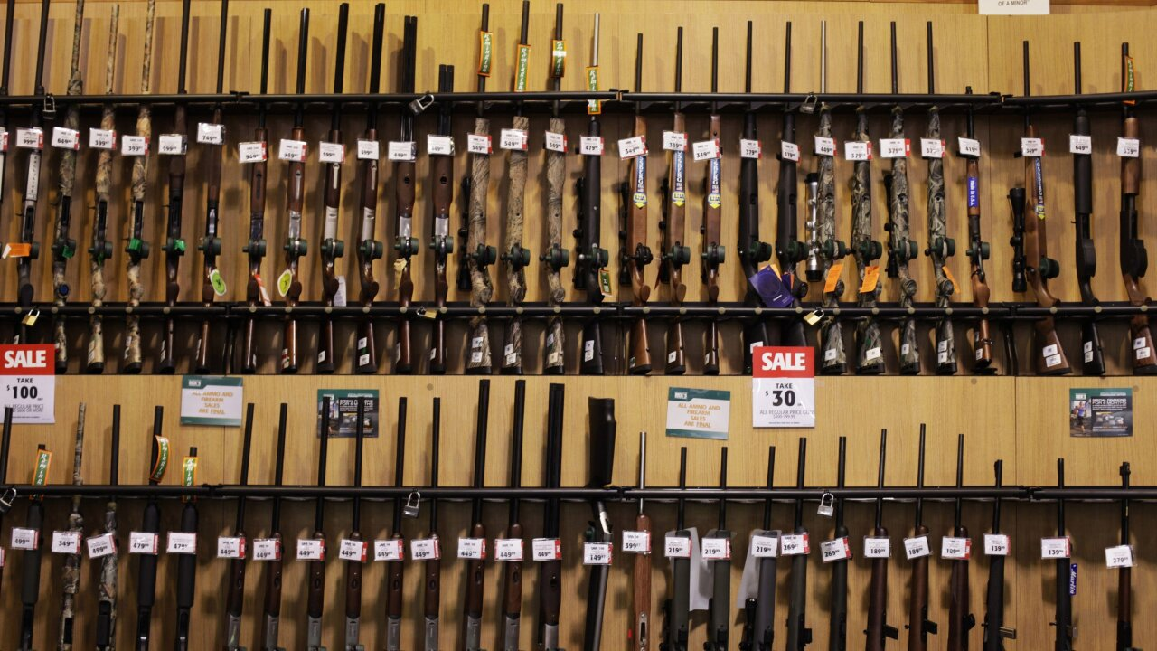 Dick's Sporting Goods has destroyed $5 million worth of weapons, CEO says