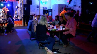 Seated concert at Brewster Street Ice House - Downtown