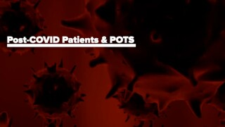 Some COVID-19 survivors being diagnosed with syndrome called POTS