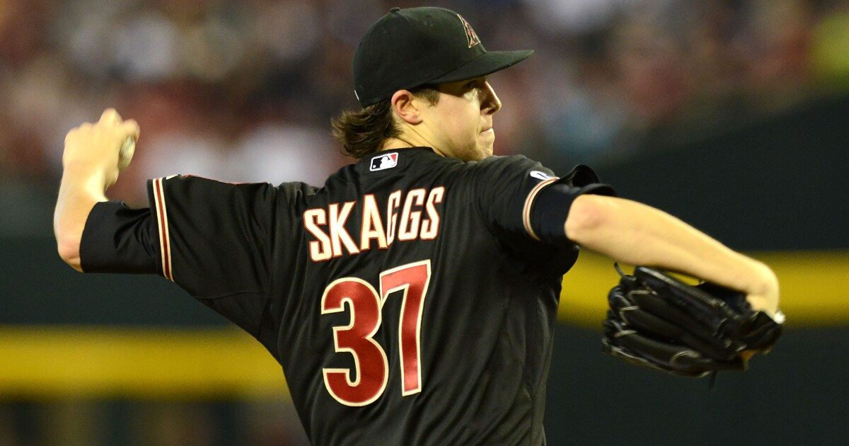 Former D-backs pitcher Tyler Skaggs has died at 27