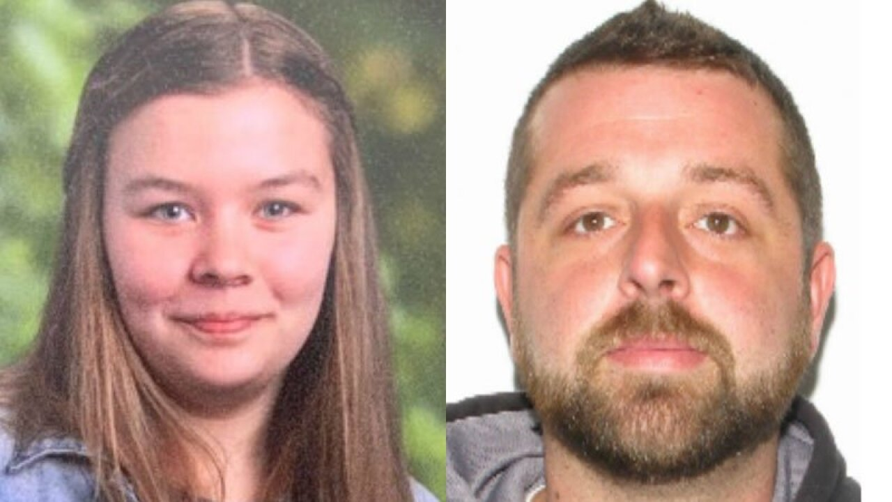 Search continues after report of AMBER Alert late-night sighting