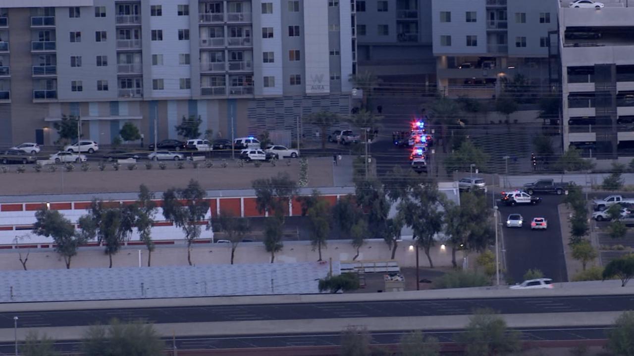 Shooting near Loop 202 and Scottsdale Road in Tempe