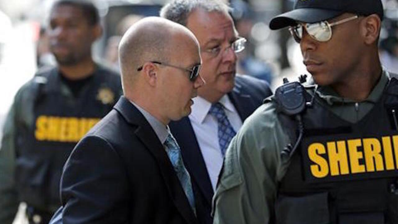 Trial begins for Baltimore officer charged in Freddie Gray death