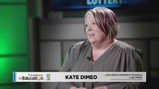 Excellence in Education: KateDimeo