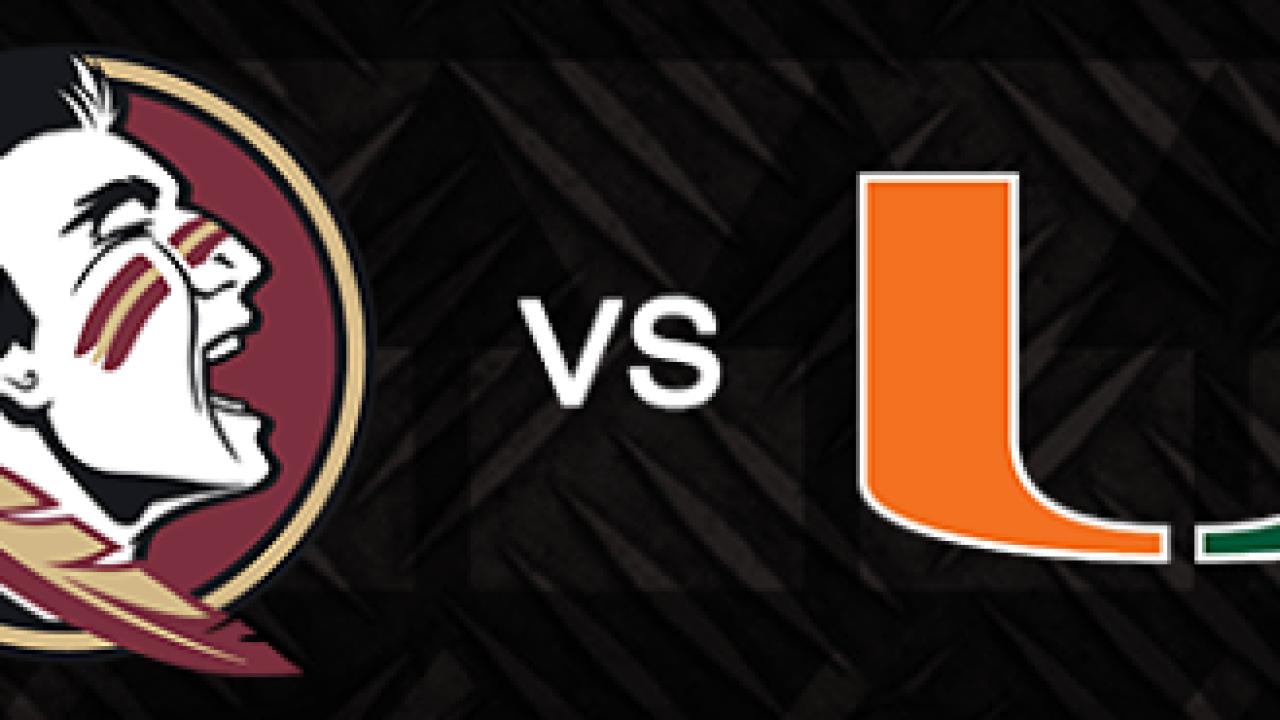FSU vs. Miami