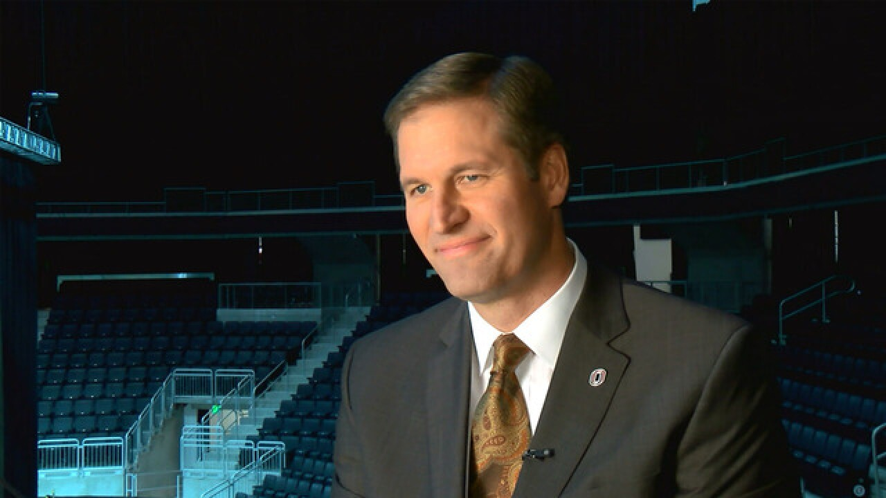 Audio: UNO Athletic Director Trev Alberts