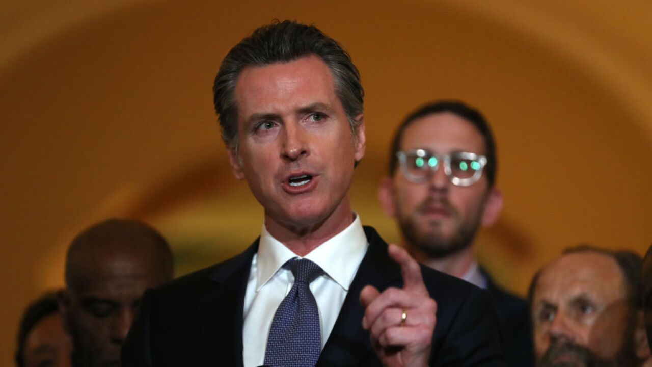 Governor Gavin Newsom Announces He Will Sign Moratorium On Executions In California