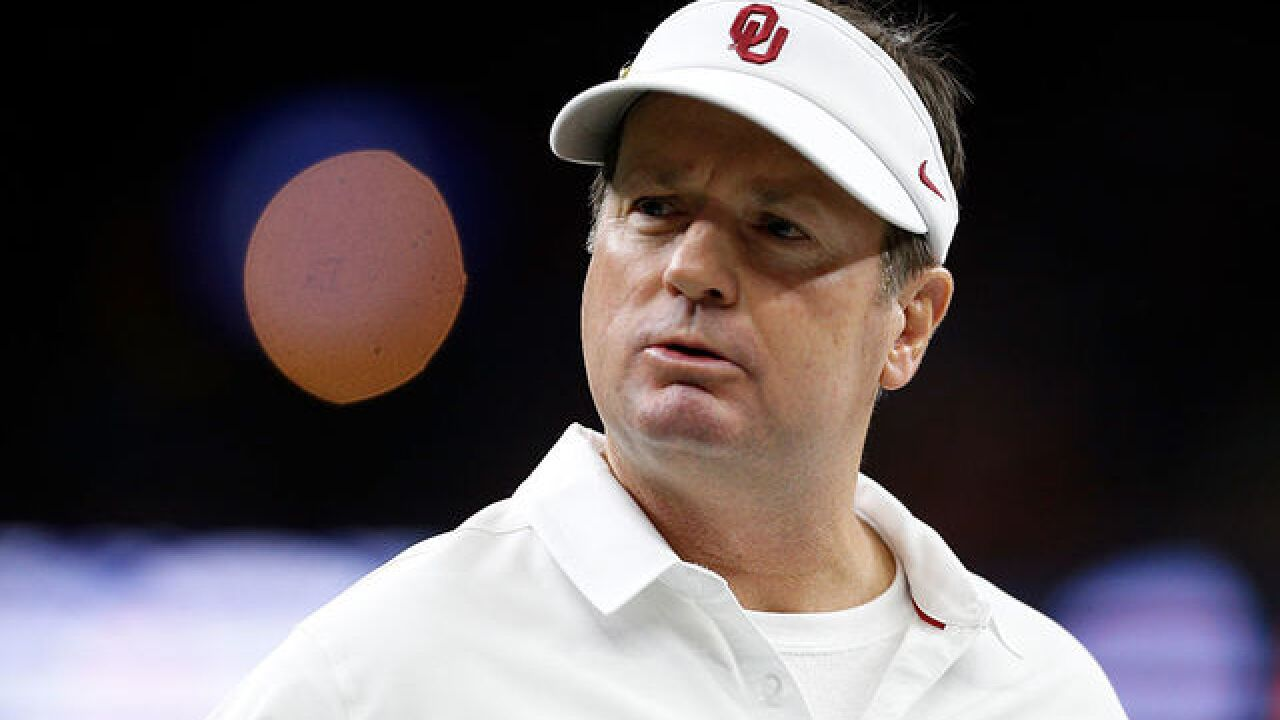 BREAKING: Bob Stoops retiring as Oklahoma football head coach