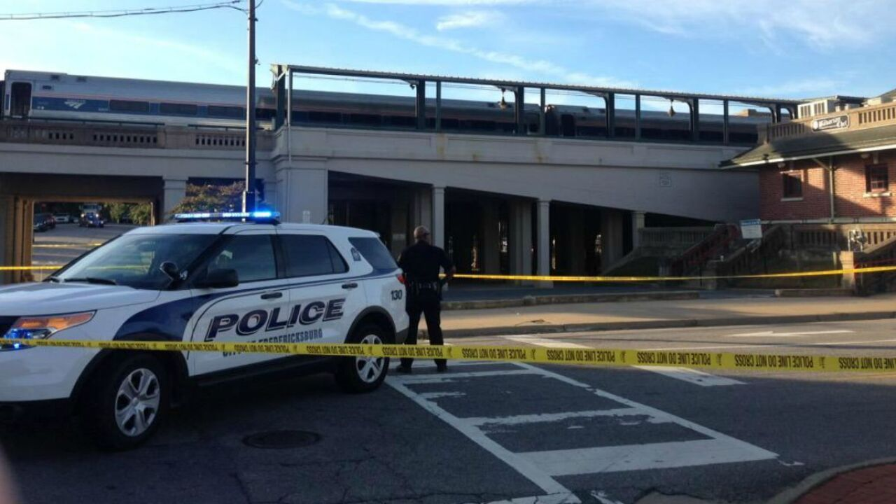 All clear after suspicious bag shuts down Fredericksburg Amtrak station