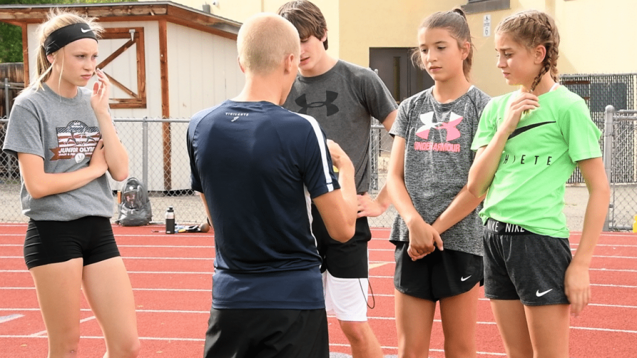 Helena's Odessa Zentz, Todorovich siblings set for USATF Junior Olympics