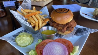 Blackberry's Bar and Grill serves fresh food and fun throughout the week