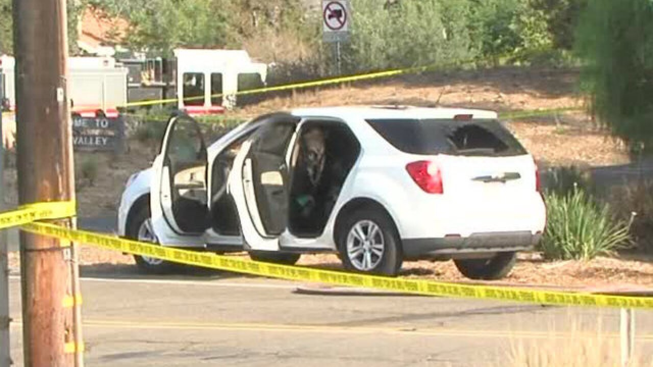 Woman found dead inside Escondido home