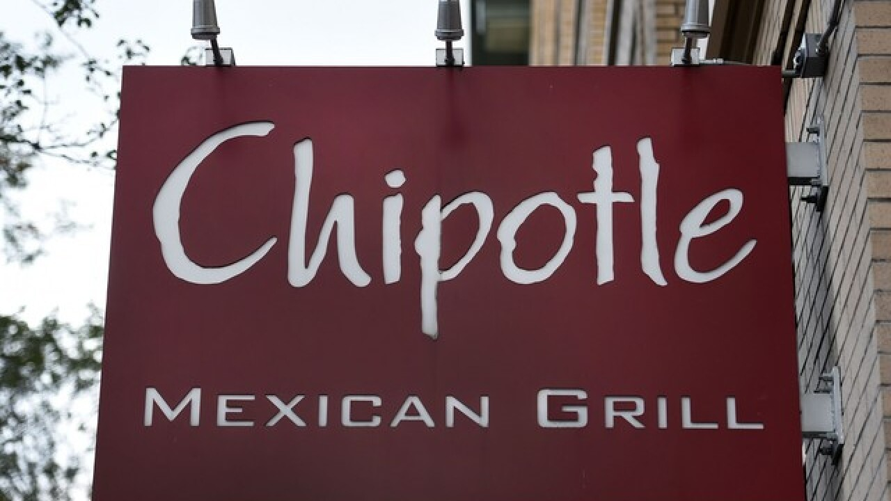 Chipotle boorito: Wear a costume, get a burrito for $3