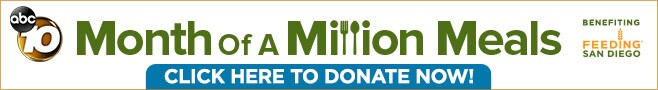 Month of a Millions Meals Donate Starting Nov. 23