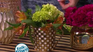 Girls Night Out Fun Floral Project