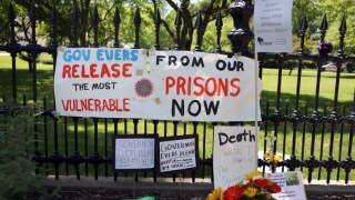 Release vulnerable from prisons